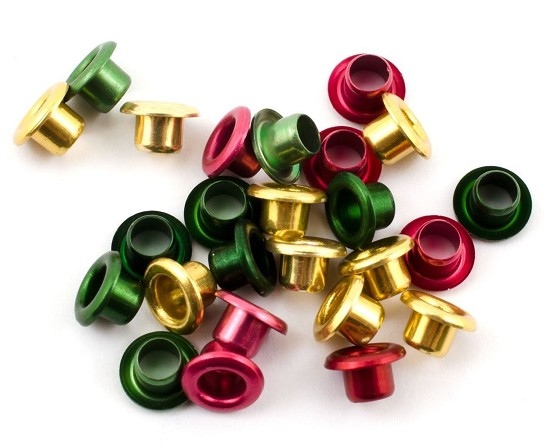 Vaessen Creative - Eyelets - Metallic assortie Christmas