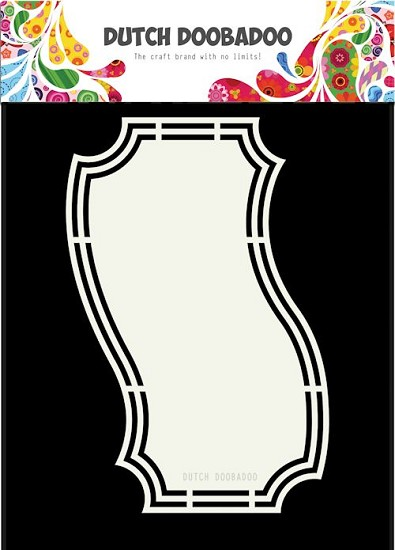 Dutch Doobadoo - Dutch Shape Art - Bookmark 3