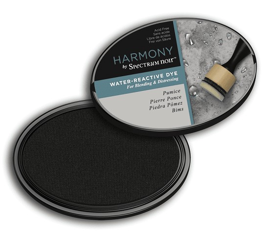 Crafter`s Companion Ink - Harmony Water Reactive Dye Ink - Pumice