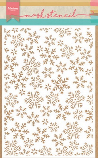 Marianne Design - Mask Stencil - Ice Crystal