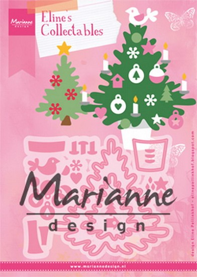 Marianne Design - Collectable - Eline`s Christmas Tree