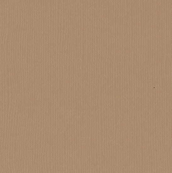 "Florence Cardstock - Texture 12x12"" - Peanut"