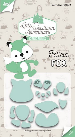 DenDennis - Little Woodland Adventures - Felicia Fox (Vos)
