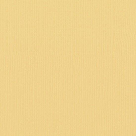 """Florence Cardstock - Texture 12x12"""" - Corn"""
