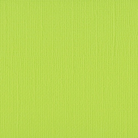 "Florence Cardstock - Texture 12x12"" - Lime"