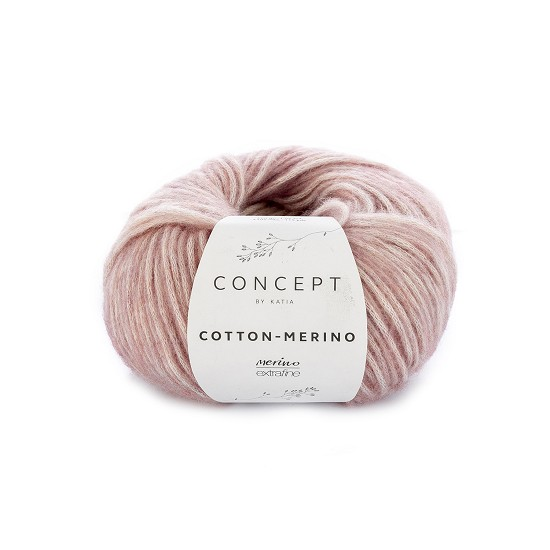 Katia - Concept - Cotton Merino Plus Kleur 304