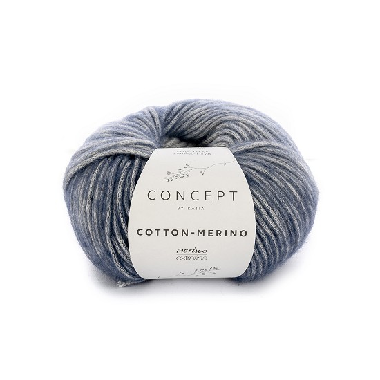 Katia - Concept - Cotton Merino Plus Kleur 305