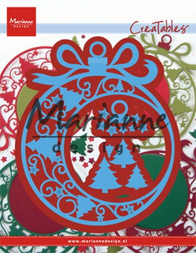 Marianne Design - Creatable - Christmas Ornament (Large)