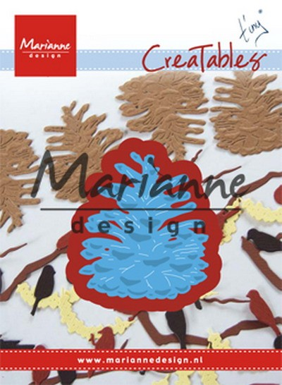 Marianne Design - Creatable - Tiny`s Pinecone (Large)