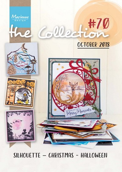 Marianne Design - Tijdschrift - The Collection #70
