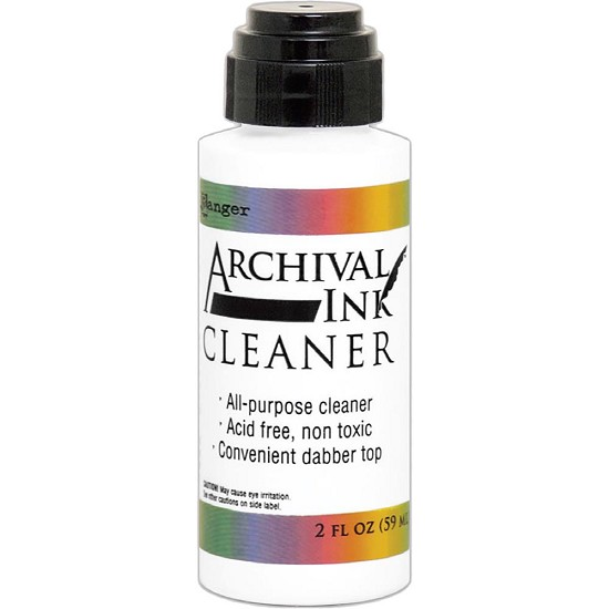 Ranger - Archival Ink Cleaner 2oz