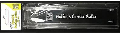 Nellie`s Special Border Ruler