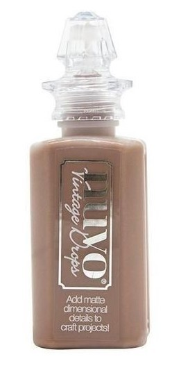 Nuvo Drops - Vintage Drops - Chocolate Chips