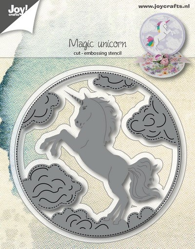 Joy! Crafts - Cutting & Embossingmal - Magic Unicorn