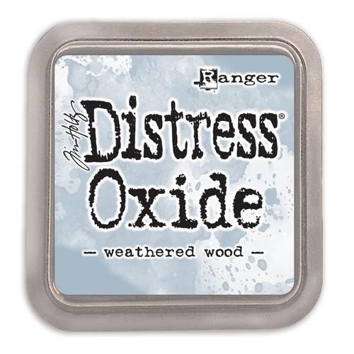 Distress Oxides Ink Pad - Weathered Wood