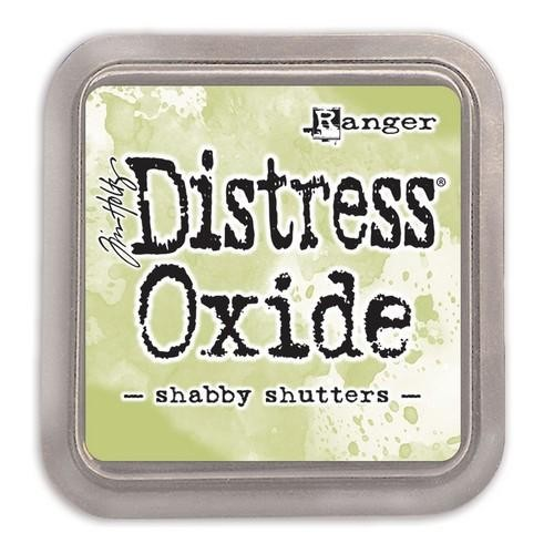 Distress Oxides Ink Pad - Shabby Shutters