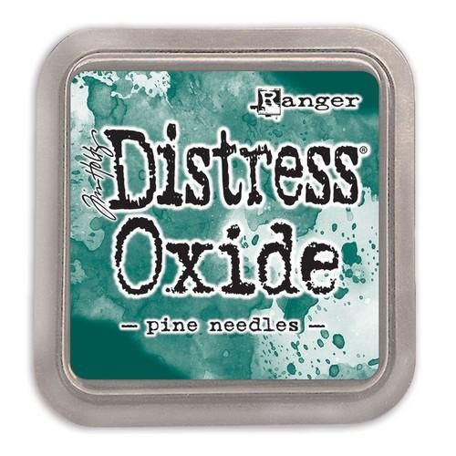 Distress Oxides Ink Pad - Pine Needles