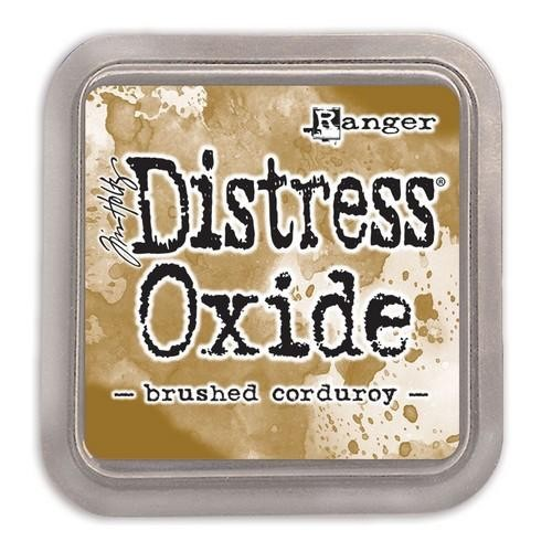 Distress Oxides Ink Pad - Brushed Corduroy