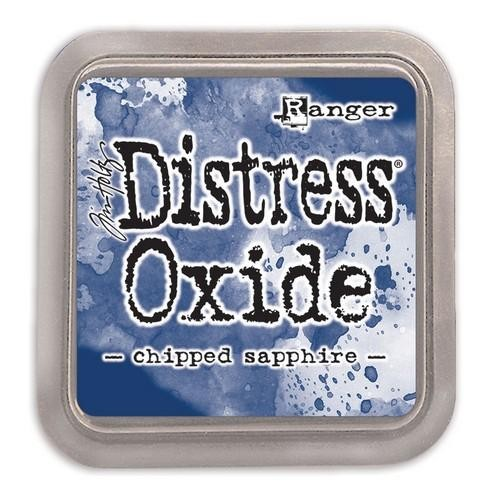 Distress Oxides Ink Pad - Chipped Sapphire