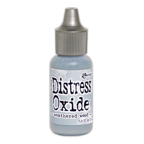 Distress Oxides Ink - Refill Weathered Wood