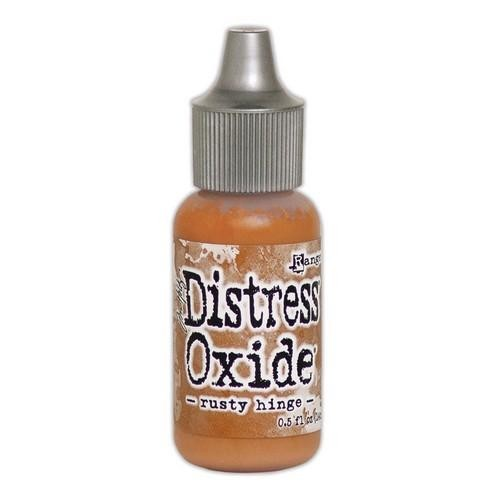 Distress Oxides Ink - Refill Rusty Hinge