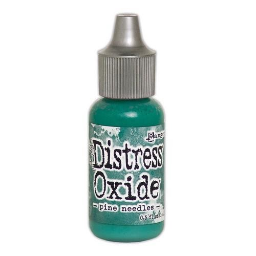 Distress Oxides Ink - Refill Pine Needles