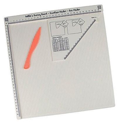Nellie Snellen - Scoringboard XL with cm- Scale& Scoringlines