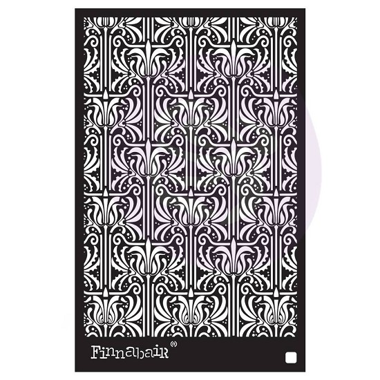 "Finnabair - Mask Stencil 6"" x 9"" - Tapestrie"