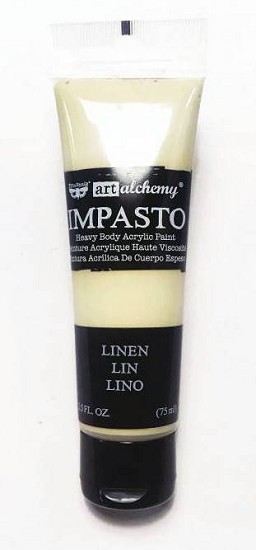 Prima Marketing - Art Alchemy - Impasto Paint - Linen