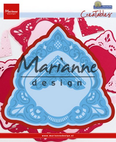 Marianne Design - Creatable - Petra`s Triangle