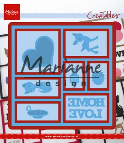 Marianne Design - Creatable - Lay-Out