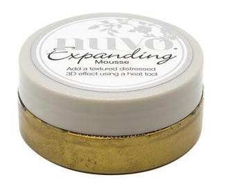 Nuvo - Expanding Mousse - Tuscan Gold