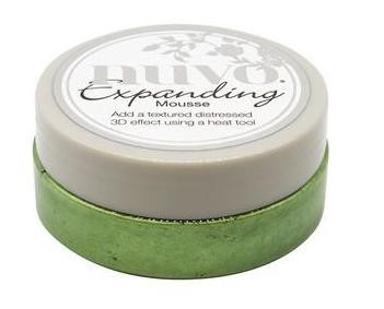Nuvo - Expanding Mousse - Bramley Apple