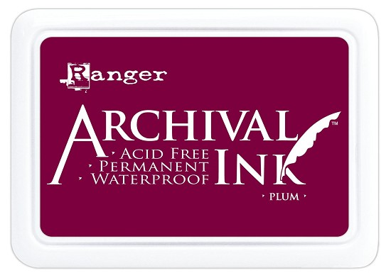 Ranger - Archival Inkt - Plum