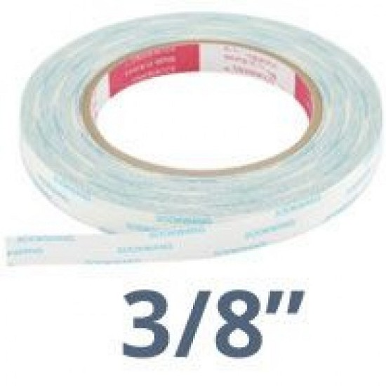 "Scor-tape - Double sided adhesive - 3/8"" x 27 yards"
