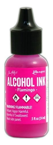 Ranger - Alcohol Ink 15 ml - Flamingo