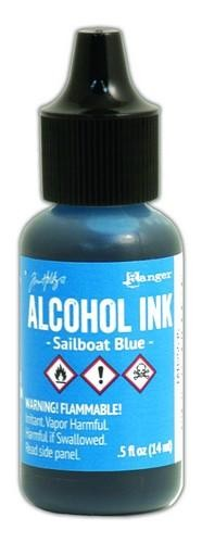 Ranger - Alcohol Ink 15 ml - Sailboat Blue