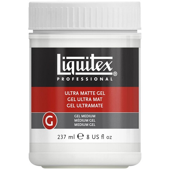 Liquitex - Ultra Matte Gel Medium