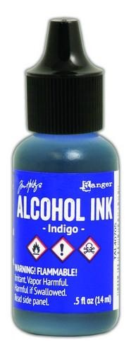 Ranger - Alcohol Ink 15 ml - Indigo