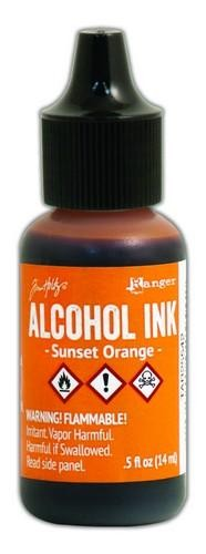 Ranger - Alcohol Ink 15 ml - Sunset Orange