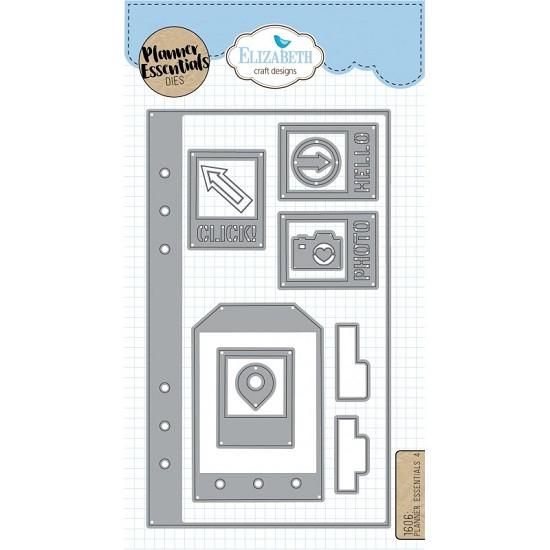 Elizabeth Craft Designs - Planner Essential Dies 4
