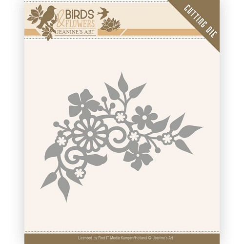 Dies - Jeanine`s Art - Birds and Flowers - Birds Corner