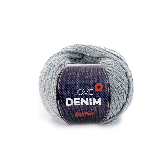 Breiwol Katia - Love Denim - Kleur 103
