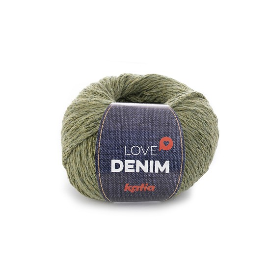 Breiwol Katia - Love Denim - Kleur 106