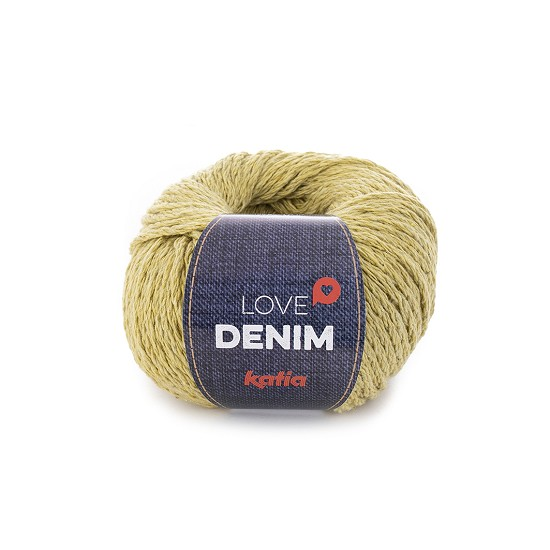 Breiwol Katia - Love Denim - Kleur 108