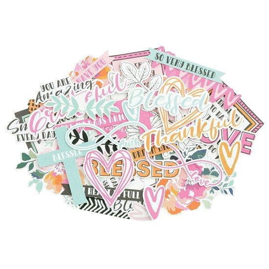 Kaisercraft - Collectables Die-Cuts - Blessed