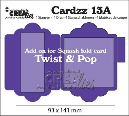 Stansmal Crealies - Twist & Pop for CLCZ13
