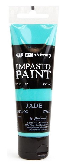 Prima Marketing - Art Alchemy - Impasto Paint - Jade