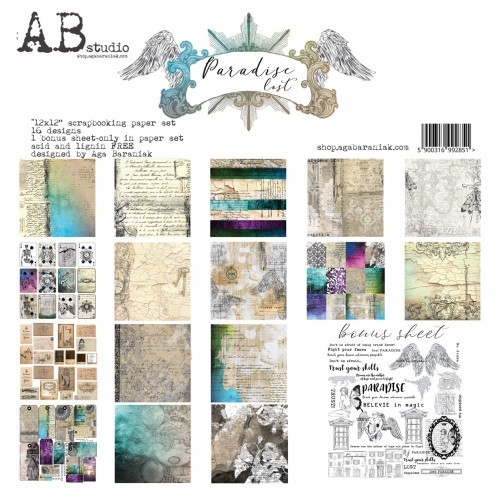 Collection Kit - AB Studio - Paradise Lost