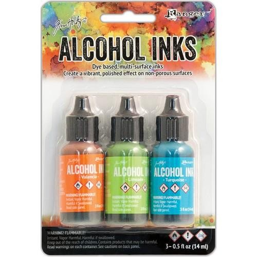 Ranger - Alcohol Ink Kits - Spring Break